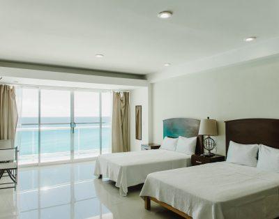 Suite Ocean Front Zona Hotelera en Cancún