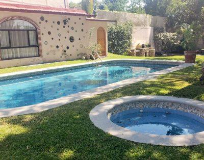Casa Tlatenango en Cuernavaca